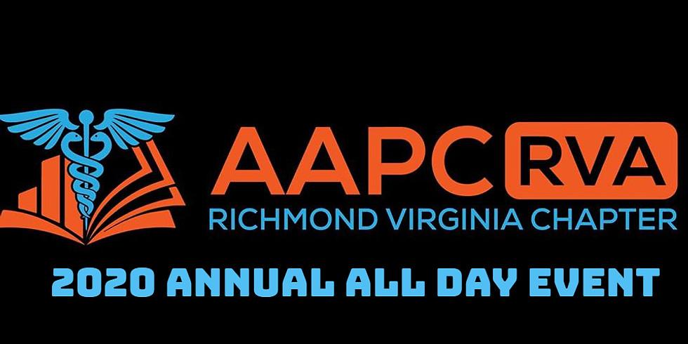 AAPC RVA All Day Event