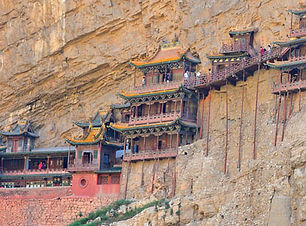 mount-heng-and-the-hanging-temple-beijin