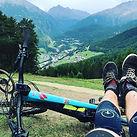 Endlich Wochenende #soelden #bikepark #b