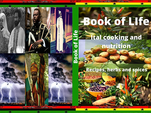 Book of Life. Ital-Eletric Cooking& Nutrition