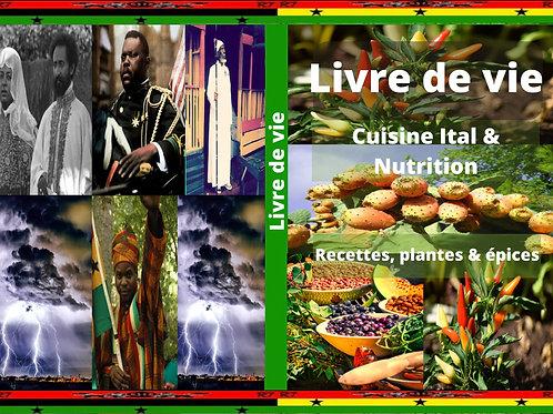 Livre de Vie Cuisine Ital-electric et nutrition