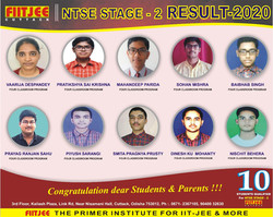 NTSE 2020 stage 2