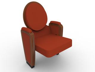 Theaterstoel voor Jezet Seating