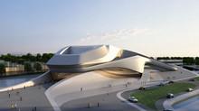 Theater stoel Grand Theâtre de Rabat (Zaha Hadid Architects)