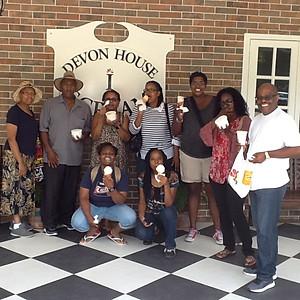 Devon House visit