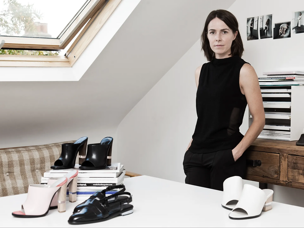 'Instagram is a natural place to attract those who share your aesthetic': Jane Frances, who set up Dear Frances (84.5k followers).