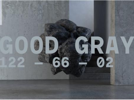 Coloro X WGSN S/S 21 Key Colors: Good Gray
