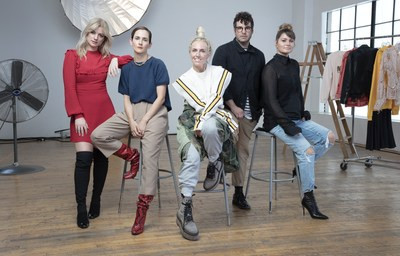 Top Celebrity Stylists Open Up Their Personal Collections to Curate an Exclusive Fashion Event for e