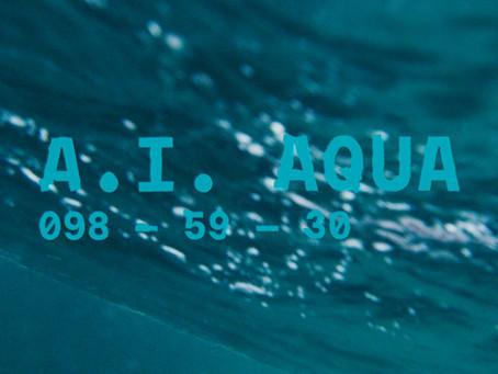 A.I. Aqua: WGSN X Coloro Color of 2021