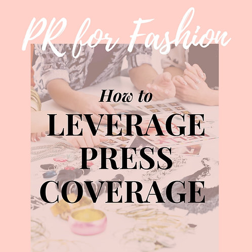 HOW TO LEVERAGE COVERAGE