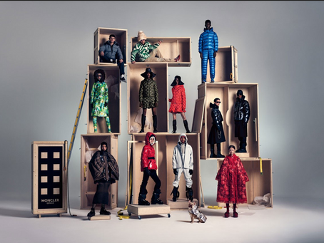 MONCLER GENIUS ANNOUNCES UPCOMING COLLABORATIONS WITH RIMOWA AND JW ANDERSON