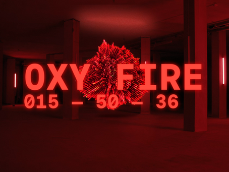Coloro X WGSN S/S 21 Key Colors: Oxy Fire