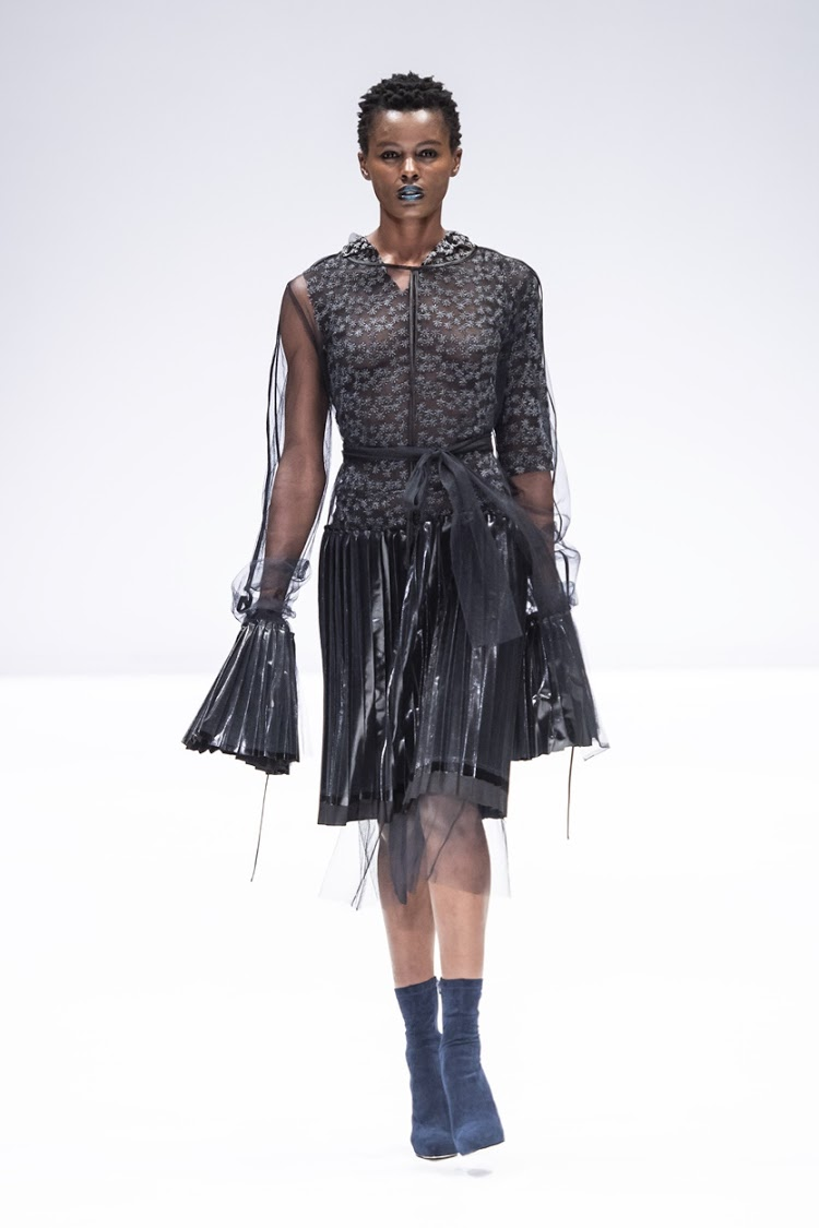 Clive Rundle Spring/Summer 2019 coll