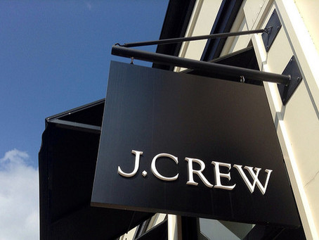 A timeline of J. Crew's rise and fall