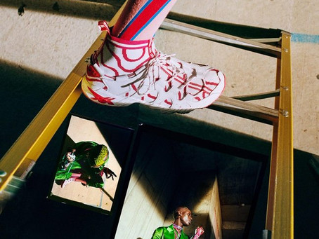 Vivienne Westwood teams with Asics for a new capsule collection