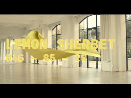 Coloro X WGSN S/S 21 Key Colors: Lemon Sherbet