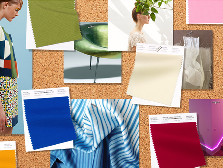 Pantone Releases Color Trends for Spring/Summer 2019