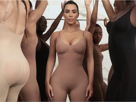 KIM KARDASHIAN RENAMES SHAPEWEAR LINE AFTER CULTURAL APPROPRIATION BACKLASH