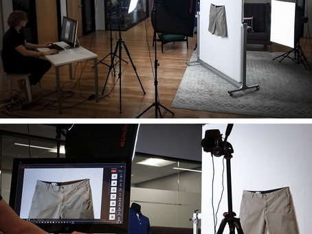 DIY Clothing Photography Solution for eCommerce