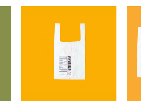Ecopreneurs launch disappearing shopping bag