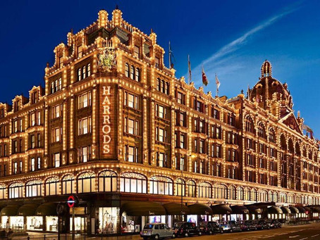 Harrods Is the Most Famous Department Store in the World. But That's Not Enough.