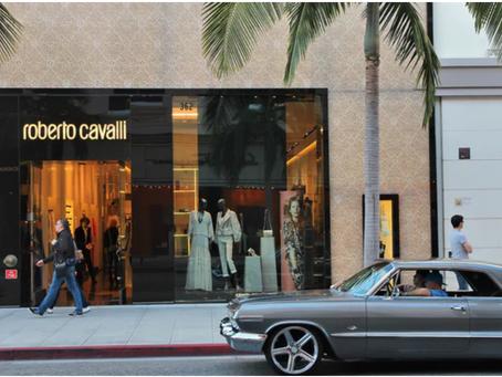 Roberto Cavalli Closes US Stores, Will Liquidate North America Operations