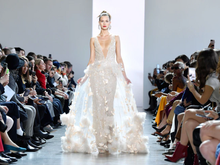 How Badgley Mischka Engages Runway Show Attendees Through Technology