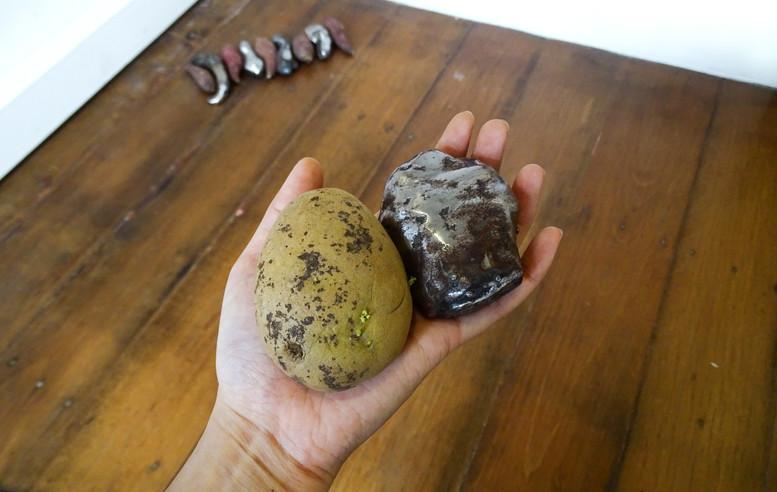 Naked Potato, Sweet Naked Potato, 2015