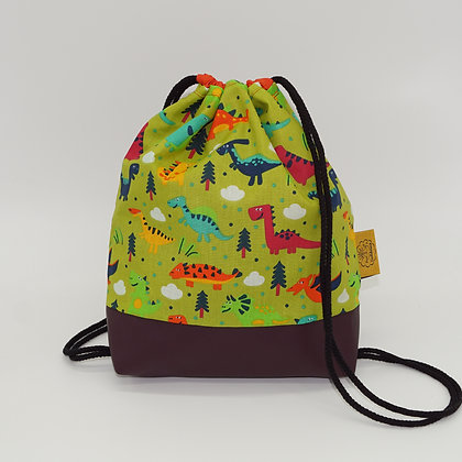 Backpack Kids - Dino