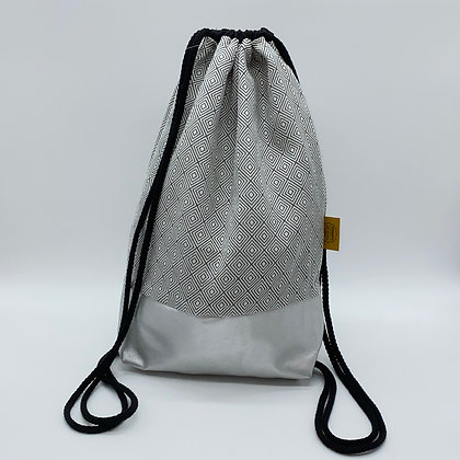 Backpack Adults - Diamond Shaped Taupe