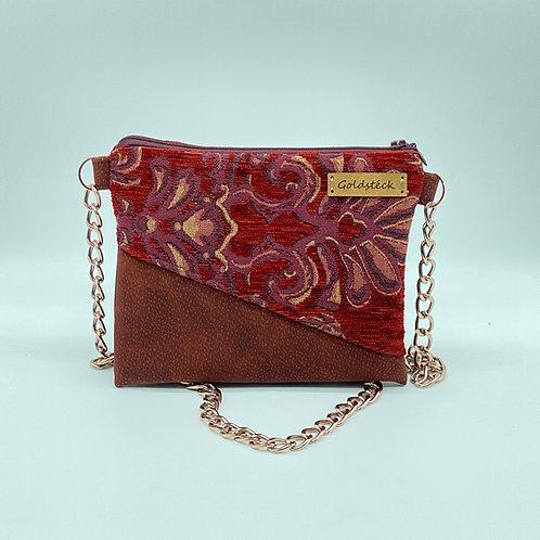 Shoulder Bag - Ketty Red