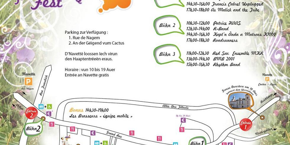 Kropemanns Fest - Réiden/Atert