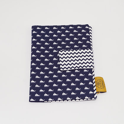 Baby Passport - Blue