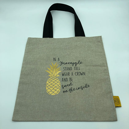 Carry Bag - Pineapple