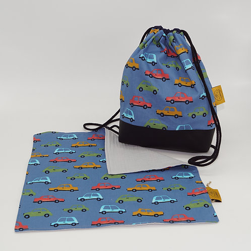 Backpack / Napkin Set