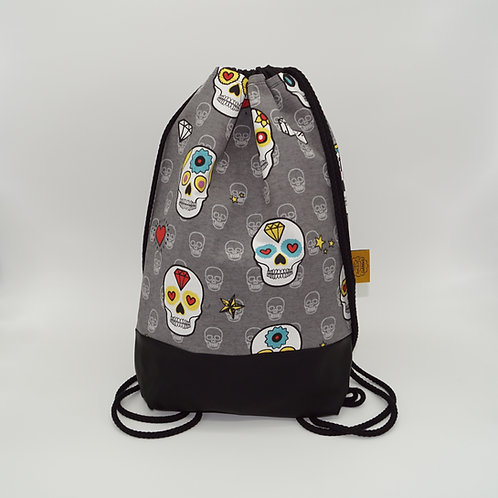 Backpack Adults - Mexican Skulls