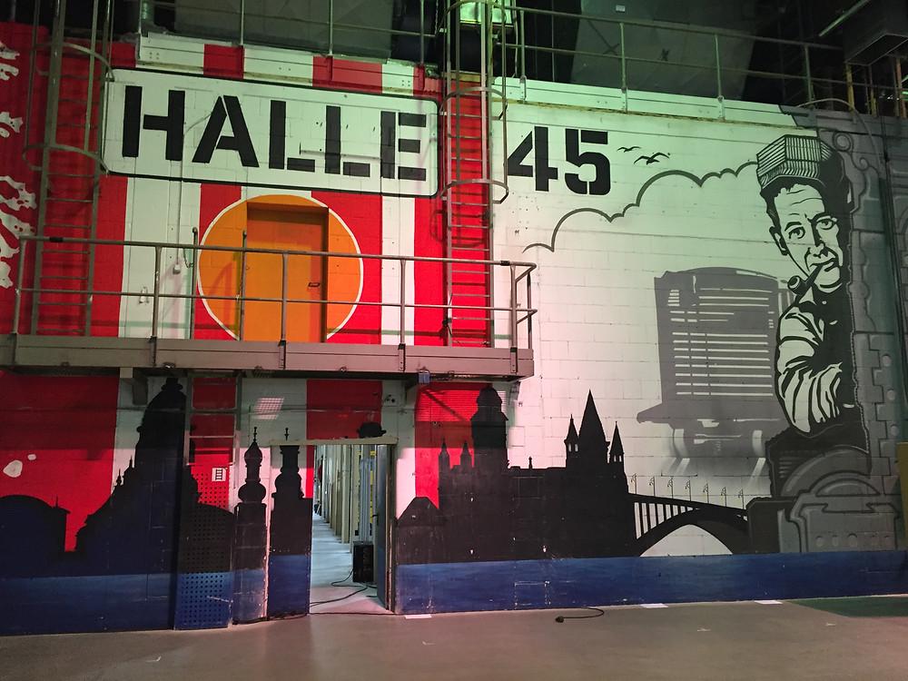 Halle 45 Mainz