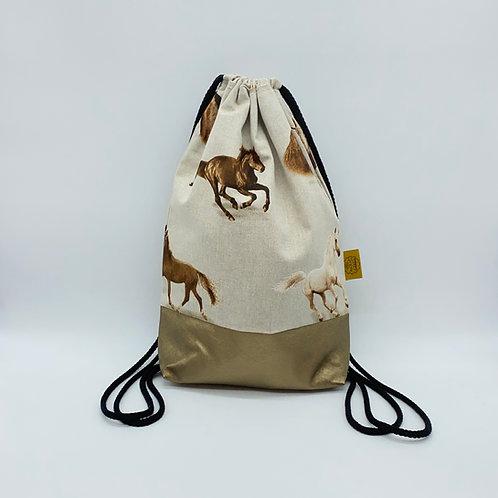 Backpack Adults - Horses