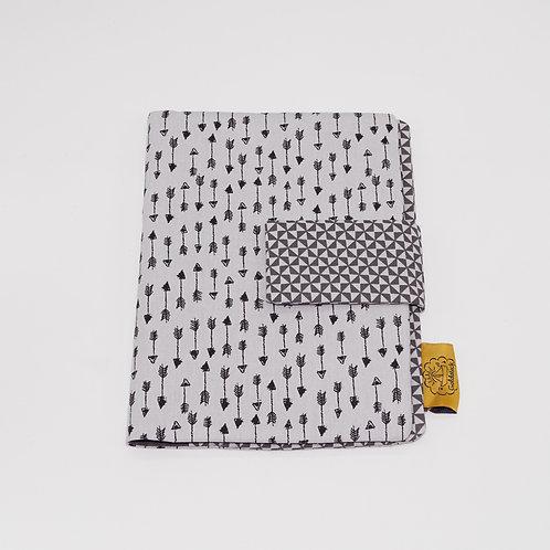 Baby Passport - Grey