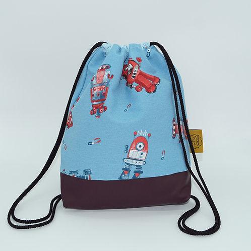 Backpack Kids - Robots