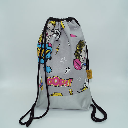Backpack Adults - Pinup
