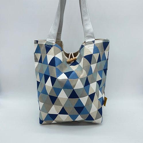Biggy - Triangles Blue