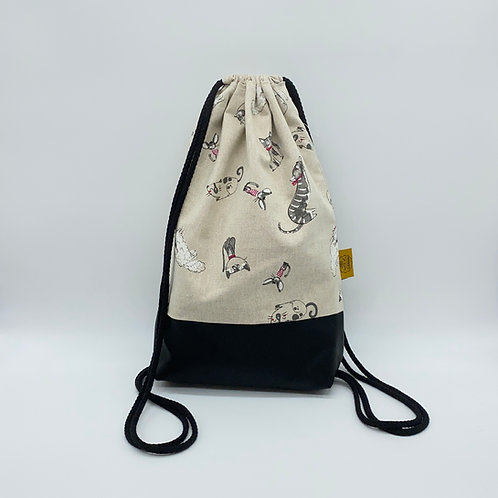 Backpack Adults - Cat & Mouse