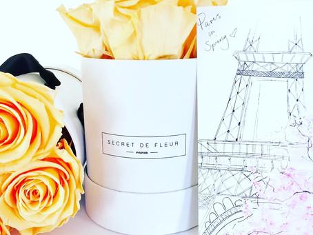 Offer Roses à la française