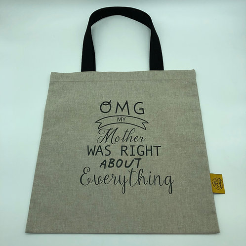 Carry Bag - OMG