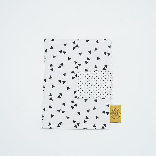 Baby Passport - Black & White