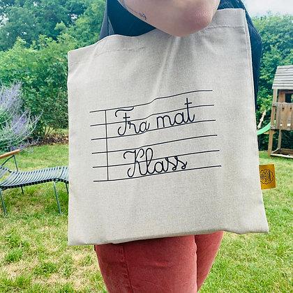 Carry Bag - Fra mat Klass