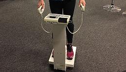 Kroppsscanning Tanita vekt