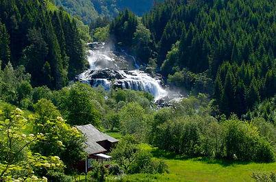 Rosendal Hattebergfoss