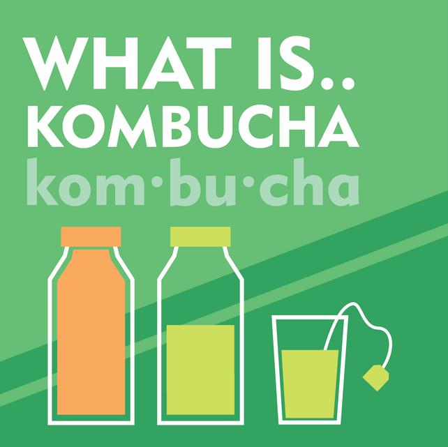 NuPasta Info Post: Kombucha